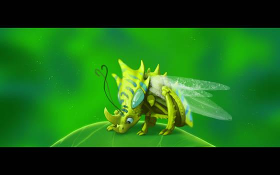Skycrown Trailer: Bug by Jerner