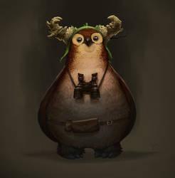 Character Concept: Magnus by Jerner