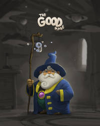 The good mage (2016) by Jerner