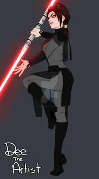 [KOTOR] Sith Apprentice Bastila