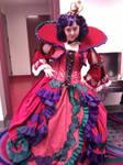 Vivaldi, Queen of Hearts by missrelena