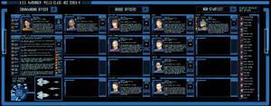 USS Harbinger Crew Manifest