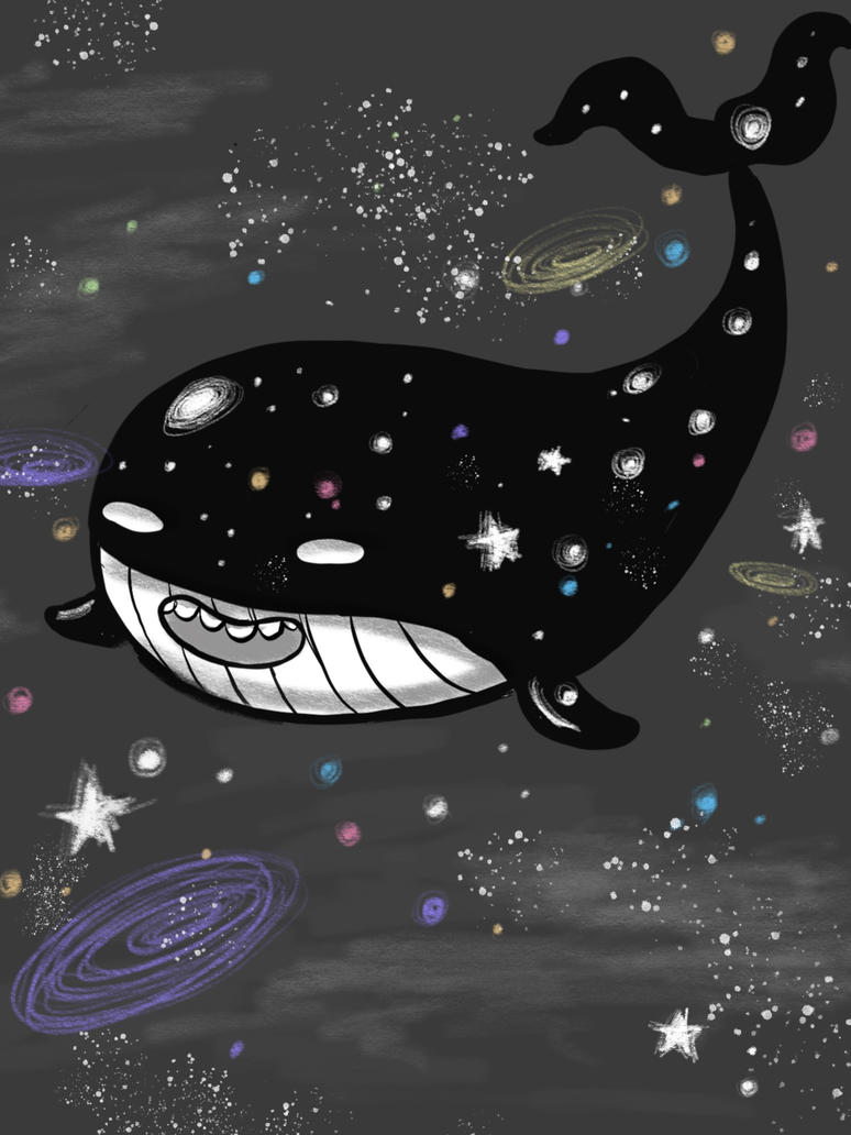 Whale by smushbox