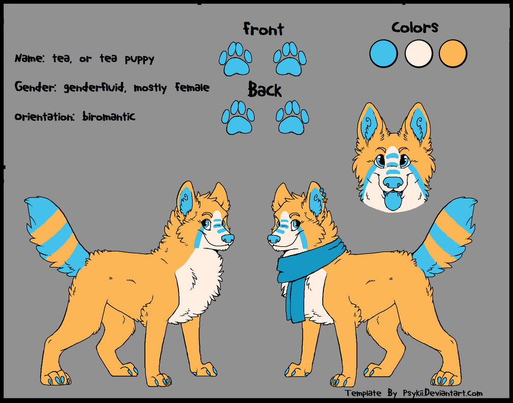 New here! Can't wait to attend a meetup! Tea_puppy_reference_sheet__revamped_by_tea_puppy-d6snrhn