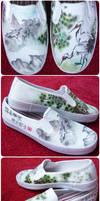 Crane Mountain Shoes