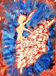 The Ballerina Impasto