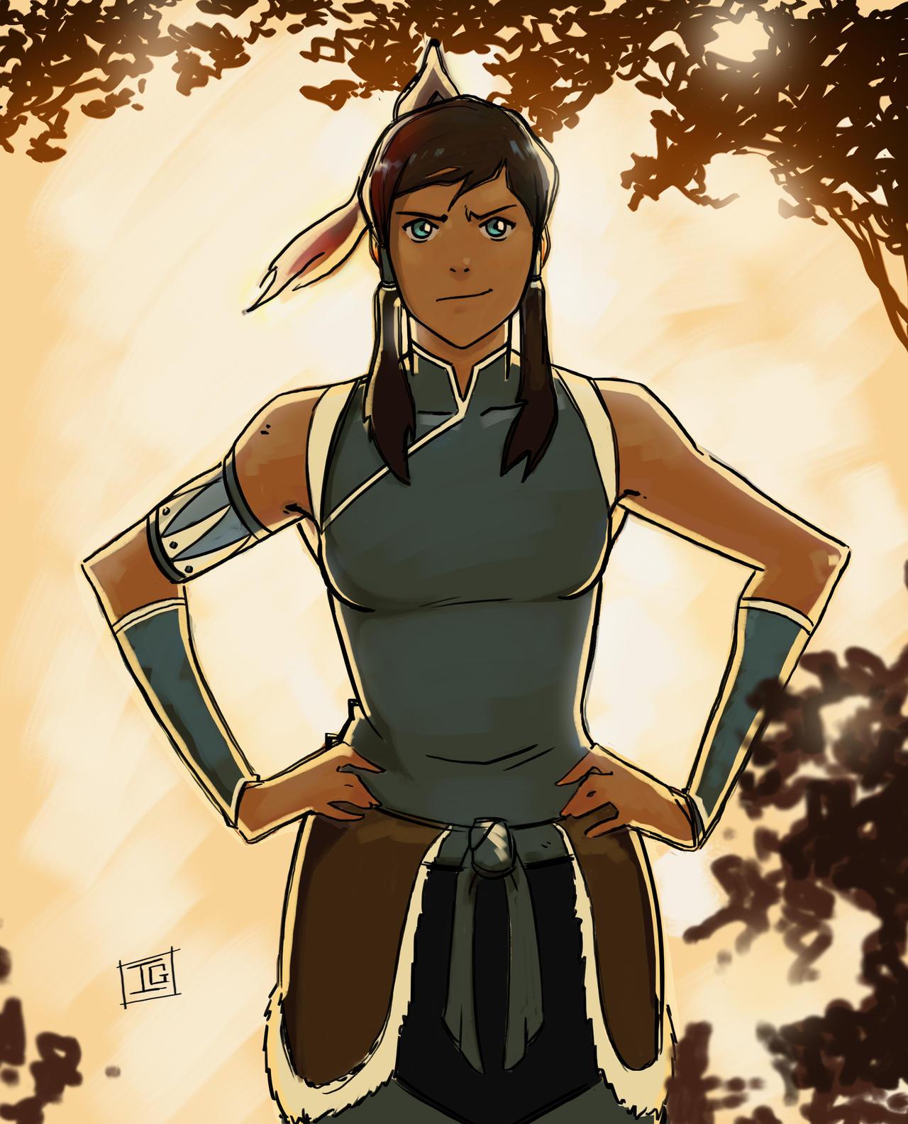 Avatar 2 Hype: Avatar: The Legend Of Korra