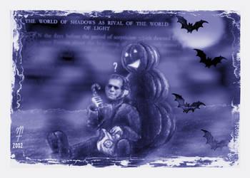 Halloween is My Xmas 2002 by Matttowler