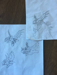 Shaman/Witch Animatronic Concept #3