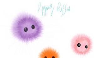 Pygmy Puffs by x-solla-sollew-x