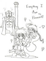 Possesed Chibi :spoilers: by MeiMeiHughes