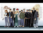 The Usual Suspects - PS Cast