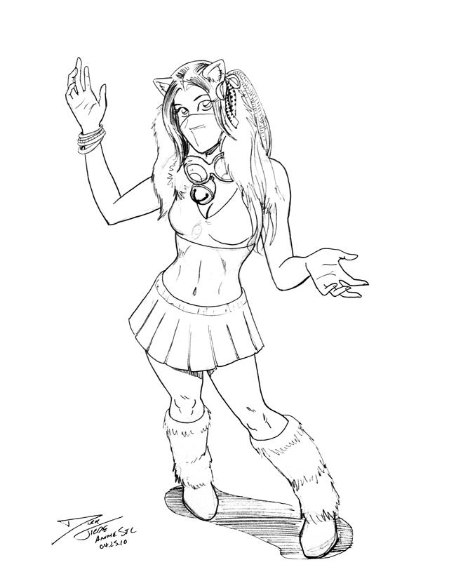 Yuki's Portrait