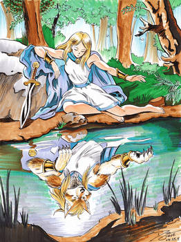 Narcissus Wolf