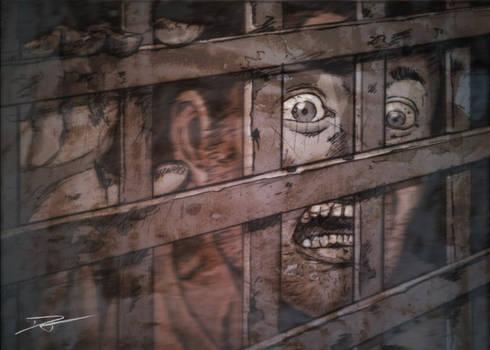Hallucination - Solitary Confinement