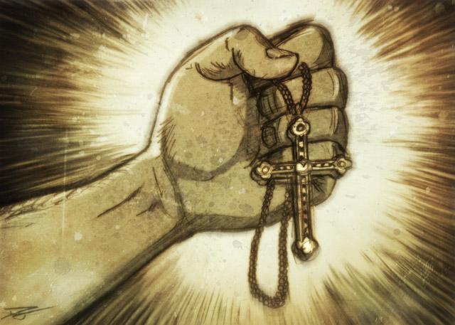 Item - Cross by dirktiede
