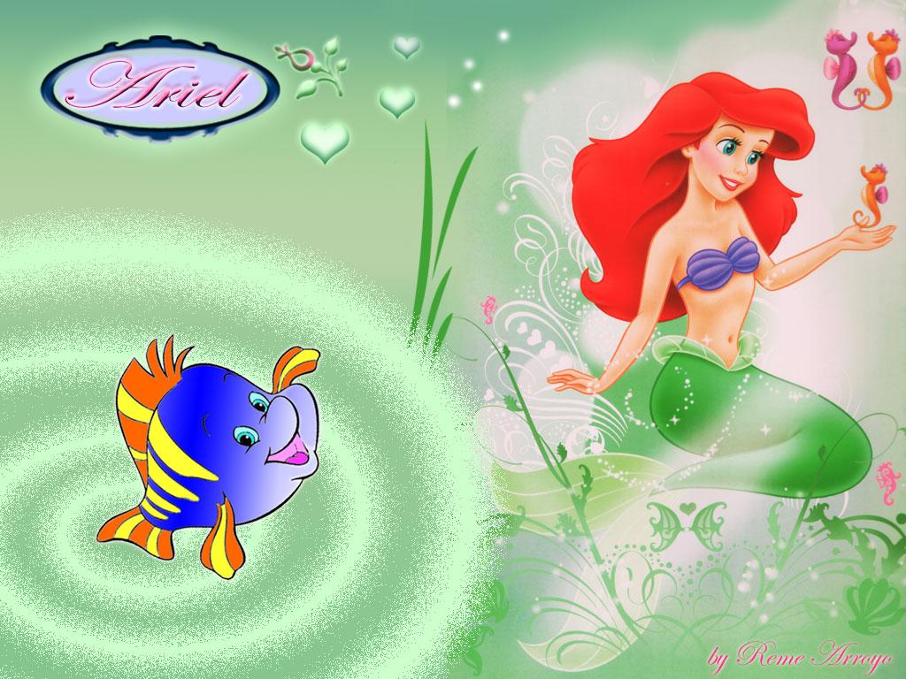 Ariel by Reme-Arroyo