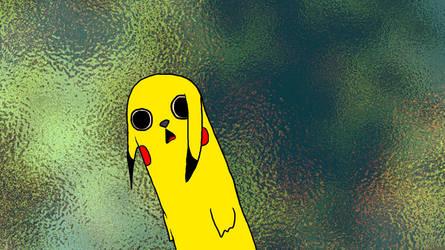 Pikachu! by RednCheez