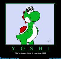 Yoshi's Universal Motivation by blueyoshiegg