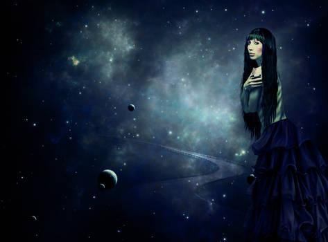 I'll watch the stars...