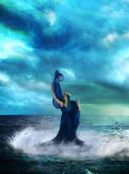 Neptune's wife by Shusho
