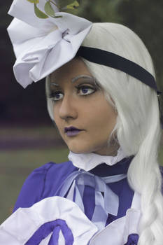 Kuroshitsuji Black Butler Hannah Cosplay 2013