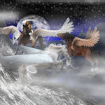To Fly With Pegasus