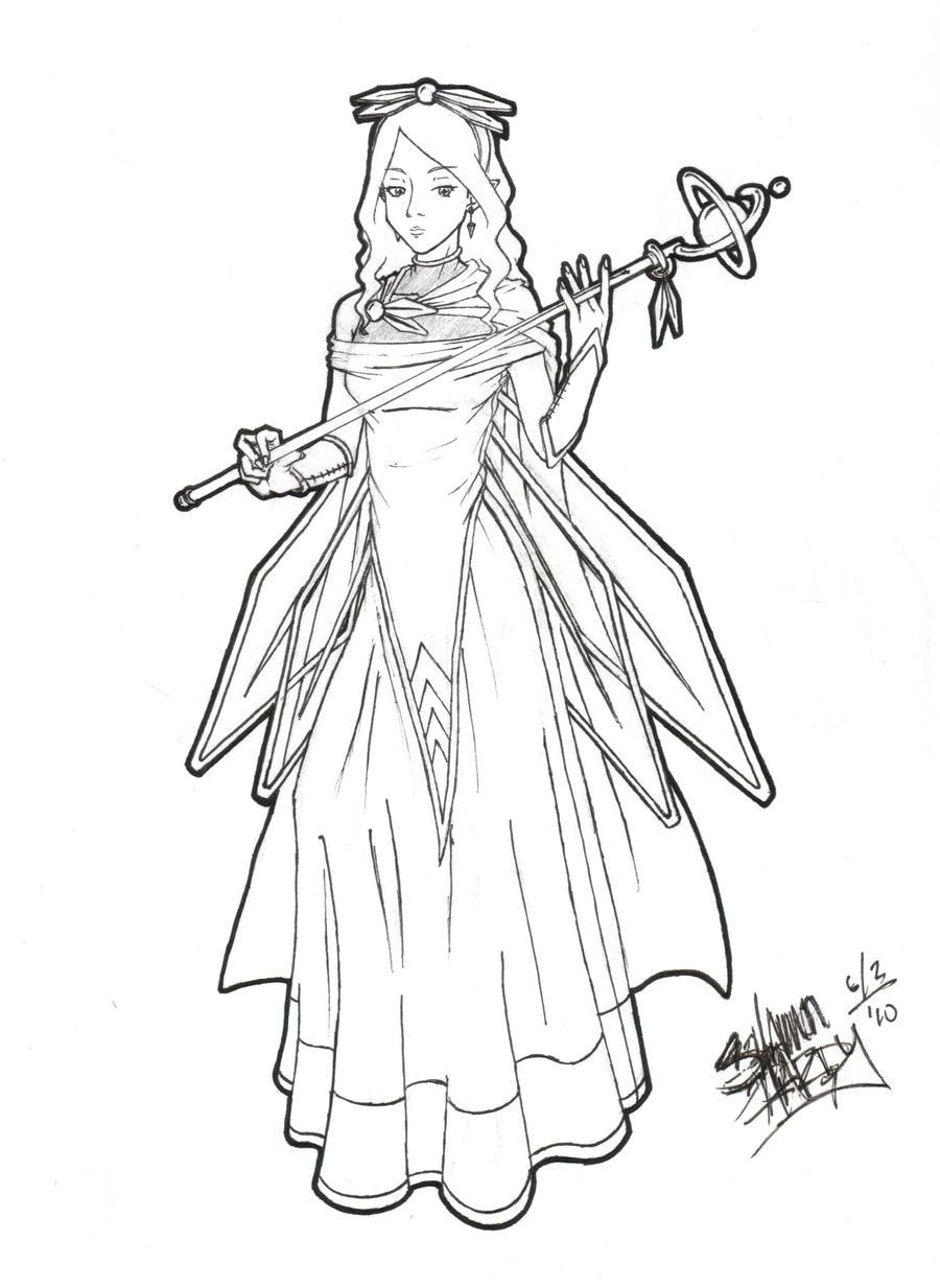 Fairy Queen Maritalas By SanctifiedVengeance On DeviantArt