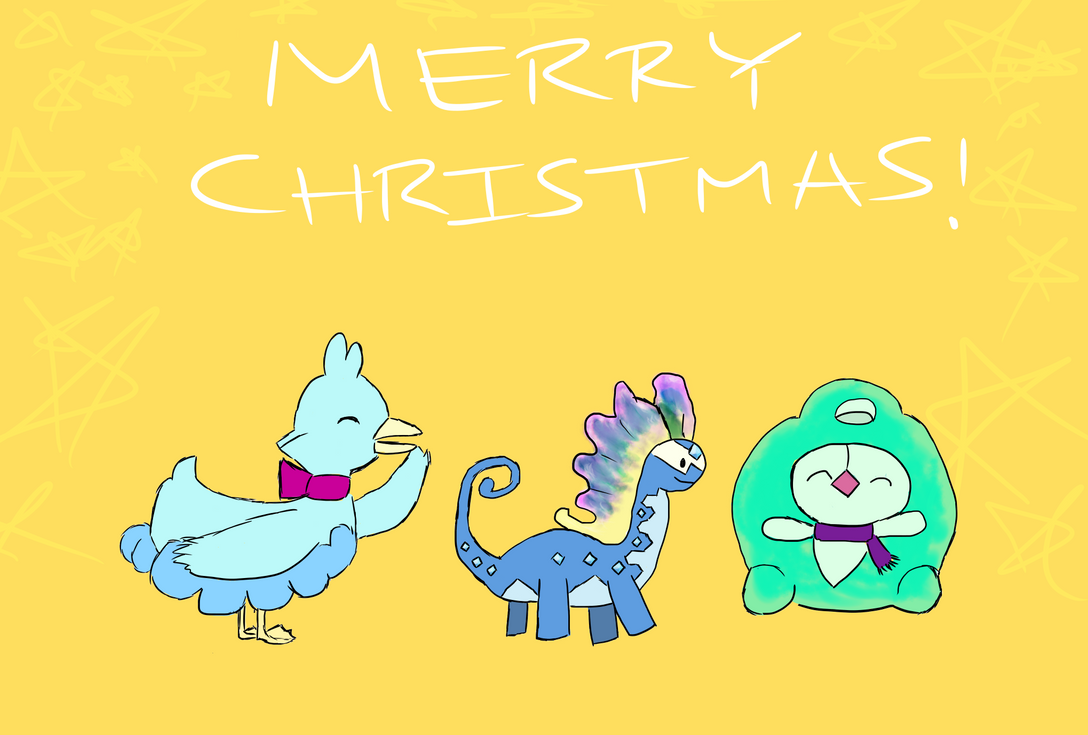 Christmas Card by leggio-ren