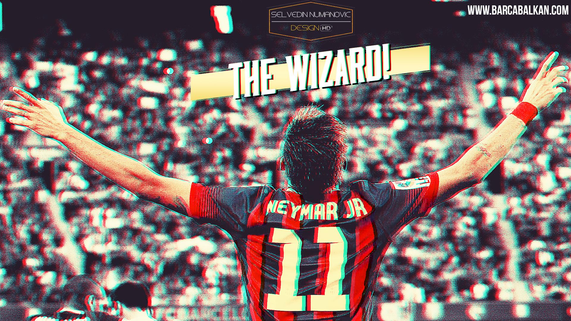 Neymar Jr wallpaper FC Barcelona 2014 HD by SelvedinFCB on DeviantArt