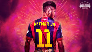 Neymar Jr. HD wallpaper 2015