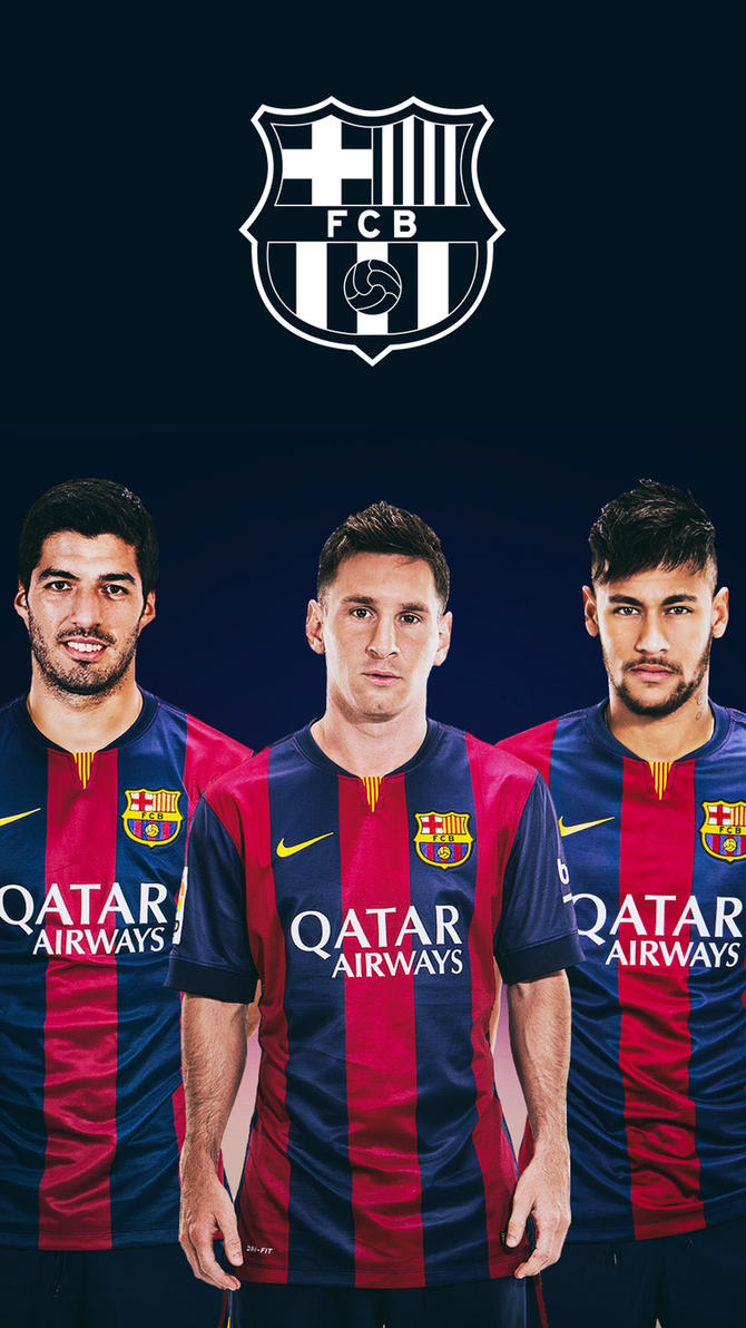 fc barcelona phone wallpaper hdselvedinfcb on deviantart