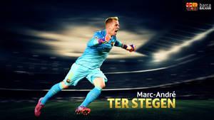Marc Andre ter Stegen FC Barcelona HD wallpaper