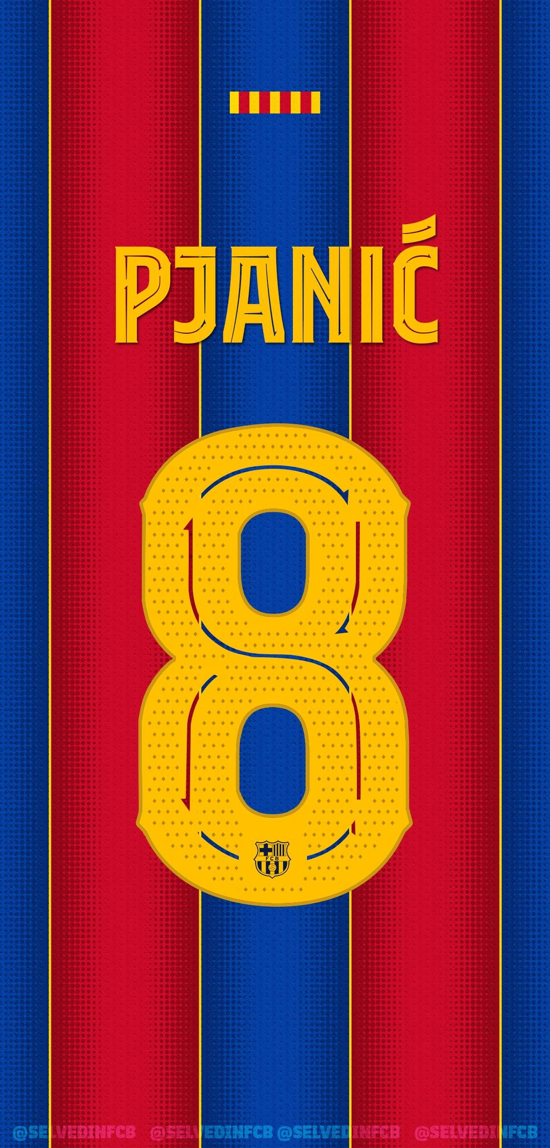 Miralem Pjanic Fc Barcelona Wallpaper 2020 By Selvedinfcb On Deviantart