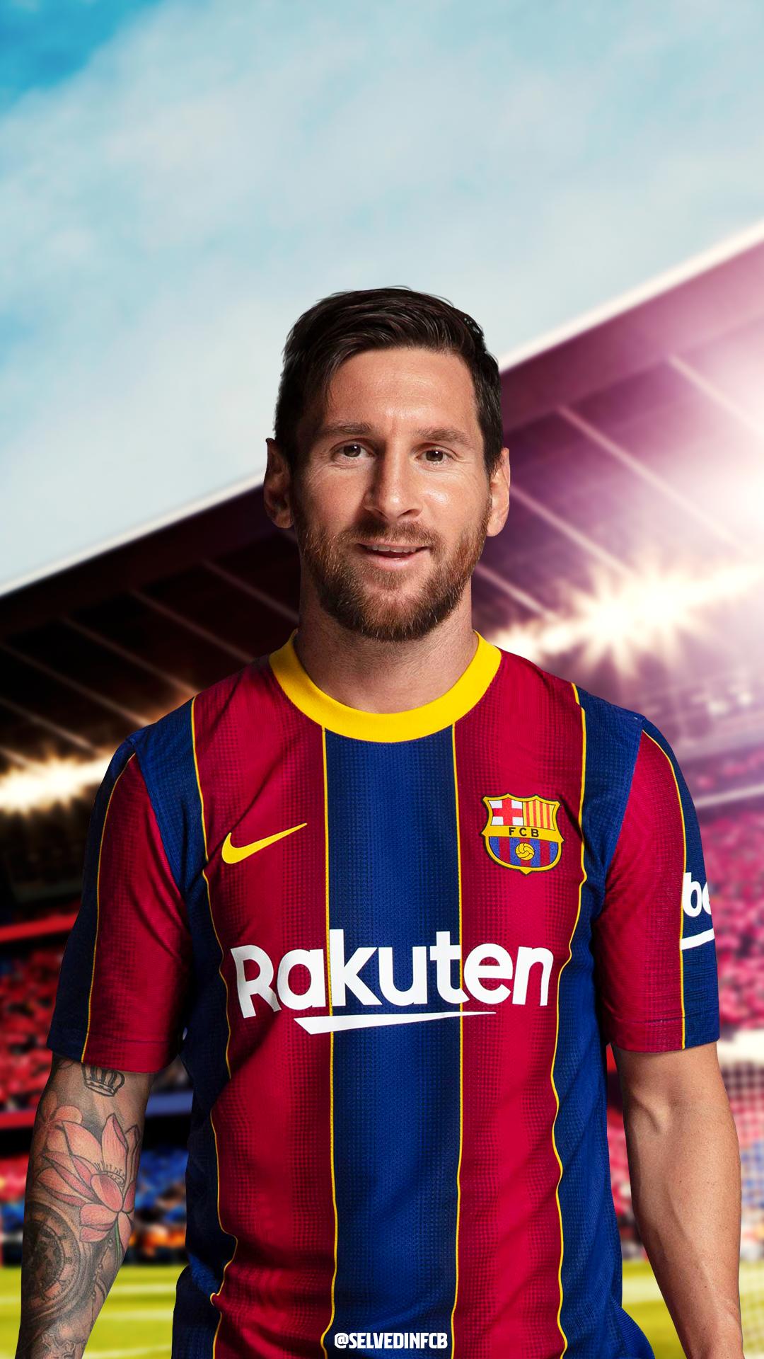 Lionel Messi 2020 4k Wallpaper By Selvedinfcb On Deviantart
