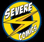 SEVERE COMICS NEW LOGO by severecomics
