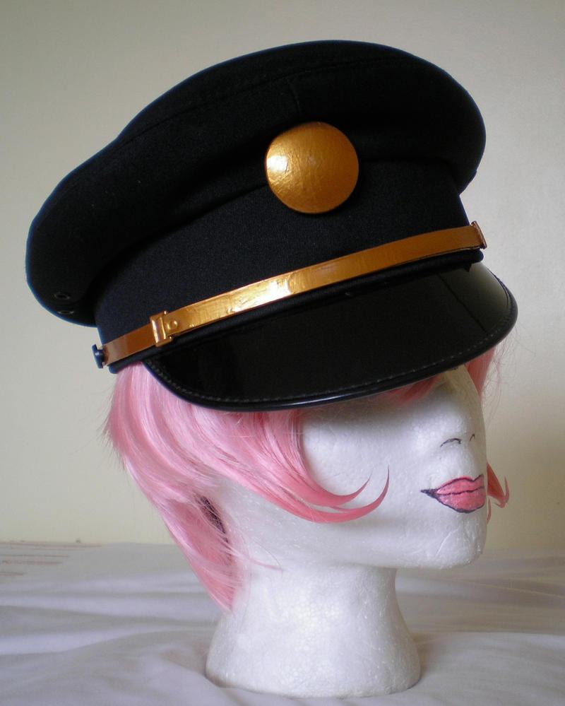 Utena's Hat by TyraelsWings