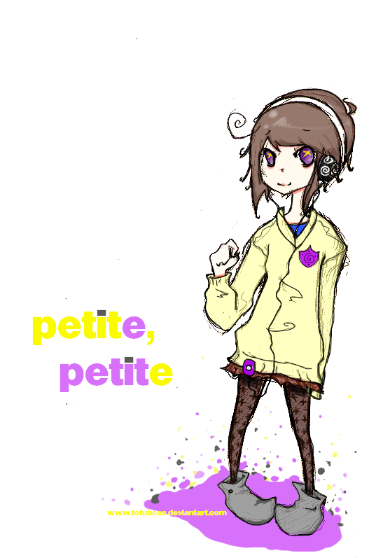 request :: petite, petite by tofuboss