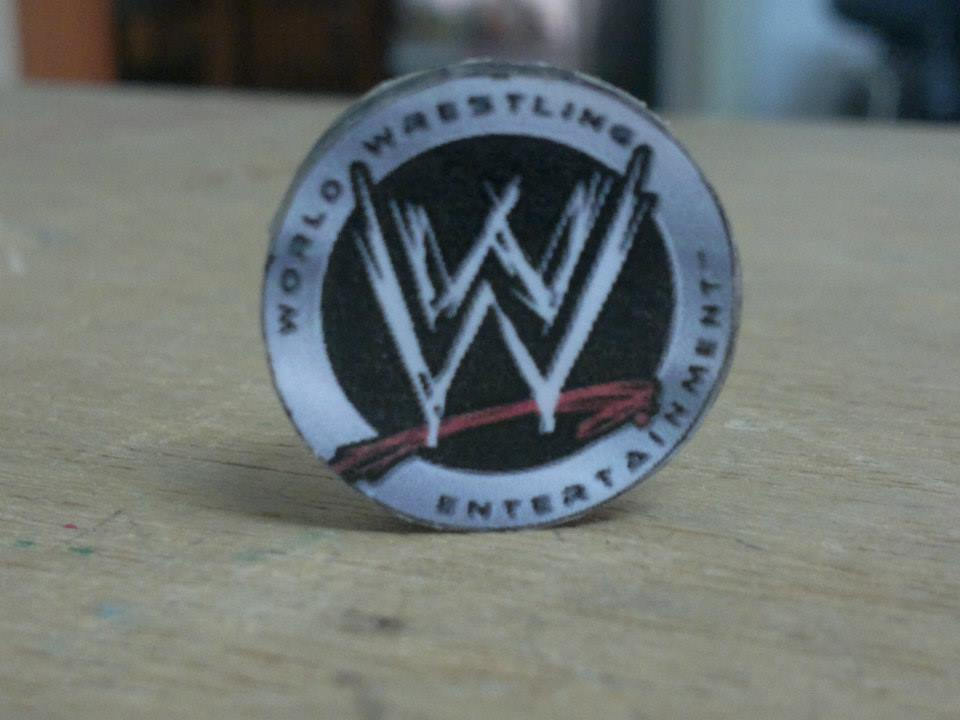 world wrestling federation wwe logo by storydots on