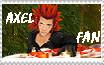 Axel Fan Stamp by Wokawaii