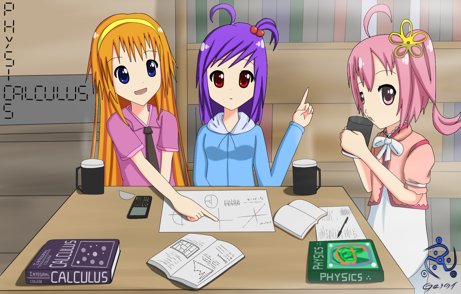 Coffee shop homework