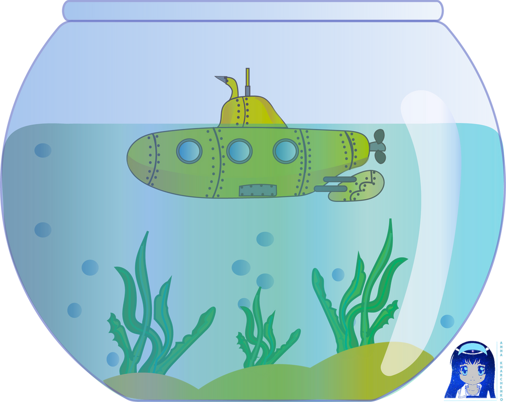 Yellow Submarine by Kit2000andAnna