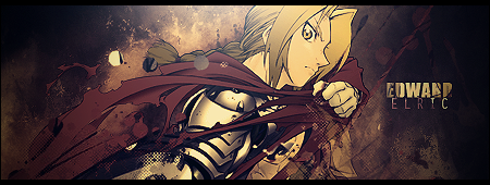 Edward Elric sig by d0bch0