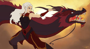 A Dance with Dragons by pip11