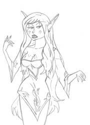 Sylwia (Blood Elves) ^^