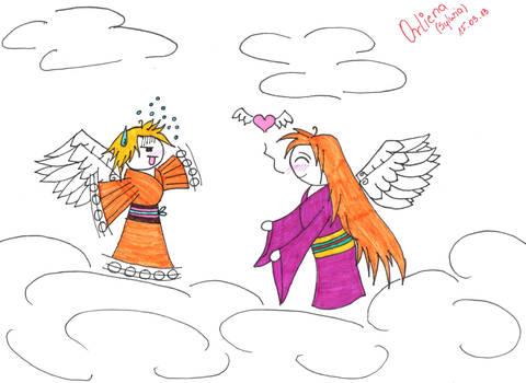 Angel - chibi