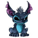 :-Blinkin' Stitch-: by Arkeresia