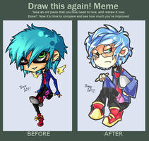 Draw it again by Arkeresia