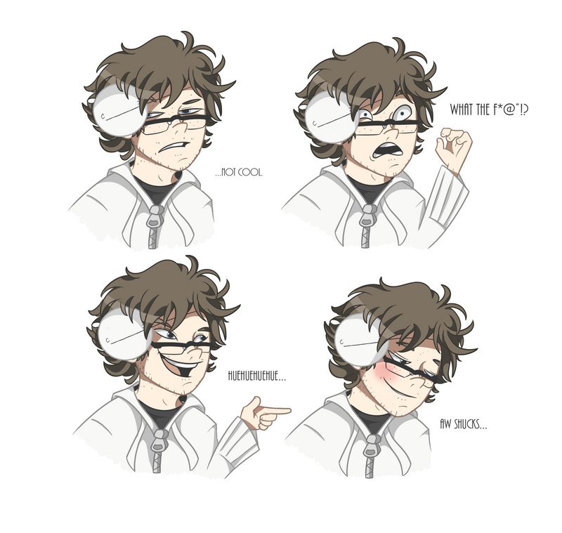 Cry expressions by Arkeresia