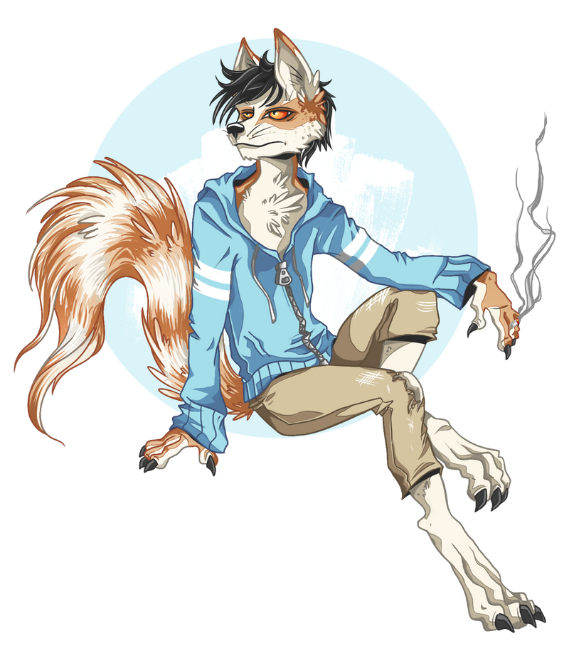 Smokin' by Arkeresia